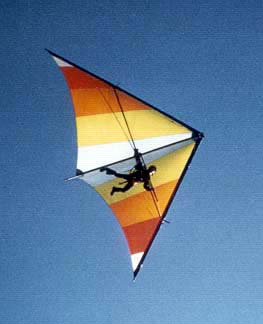 Traverse City Hang Gliding