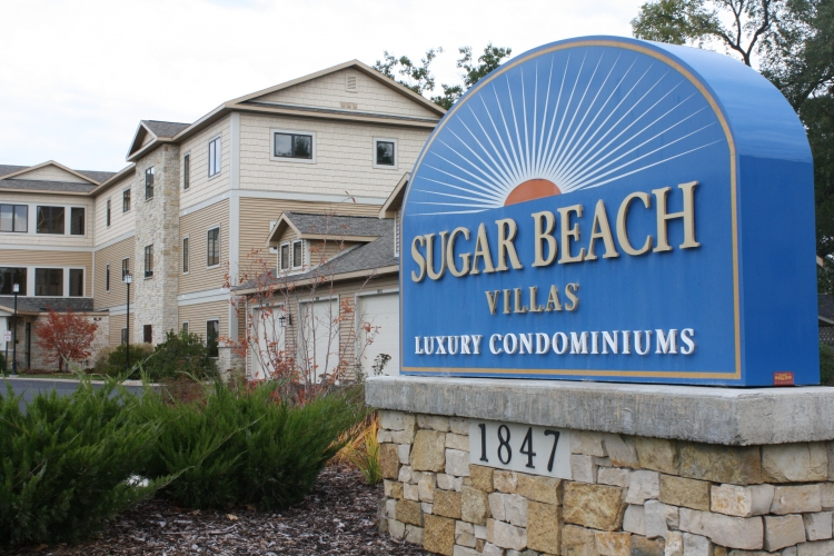 Sugar Beach Villas Traverse City Michigan